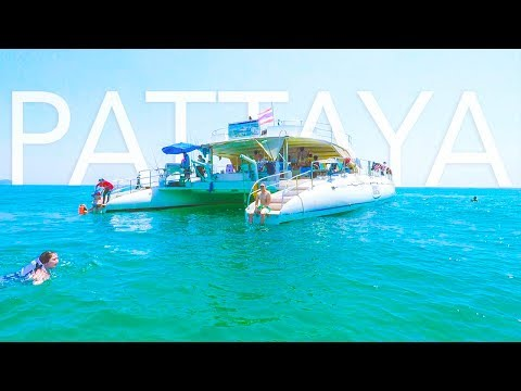 [HD] PATTAYA : City Tour Highlight