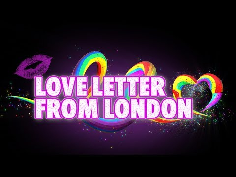 Love Letter From London at Pride – 360 Video