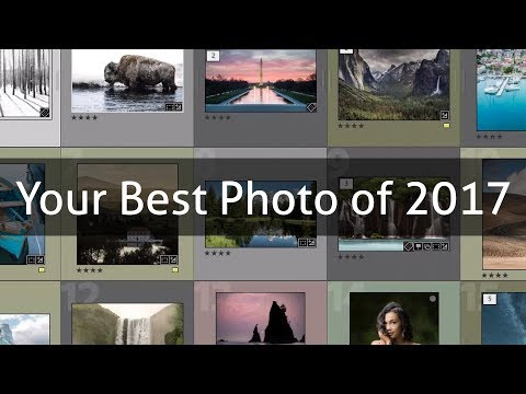 I WANT YOUR BEST IMAGE OF 2017 - PICK AND SUBMIT!