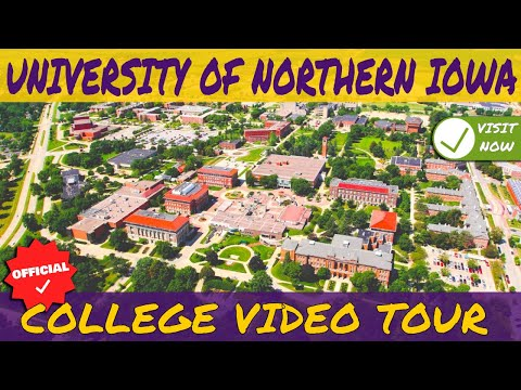 University Of Northern Iowa - Official College Campus Video Tour