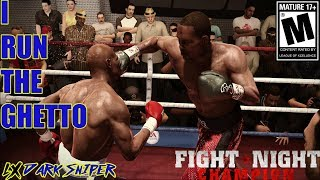 FRUSTRATION LEADS TO SPAM- Fight Night Champion Xbox One