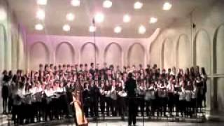 As Dew in Aprille -- Britten, arr. Harrison