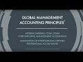 Global Management Accounting Principles – Full Video