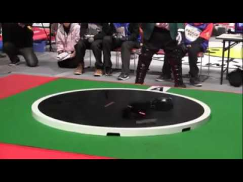 Compilation: All Japan Robot Tournaments Sumo wrestling