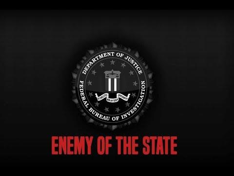 """FBI Tweet: """"Trump Is Enemy Of The State"""""""