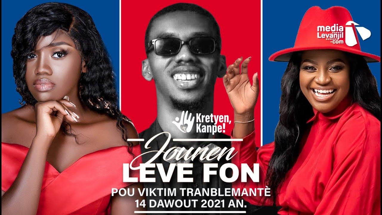 Download Kretyen Kanpe /Jounen Leve fon pou viktim nan tranblemanè
