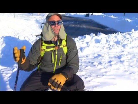 Training for Mt. Kilimanjaro