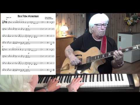 Okie From Muskogee - special request country guitar & piano