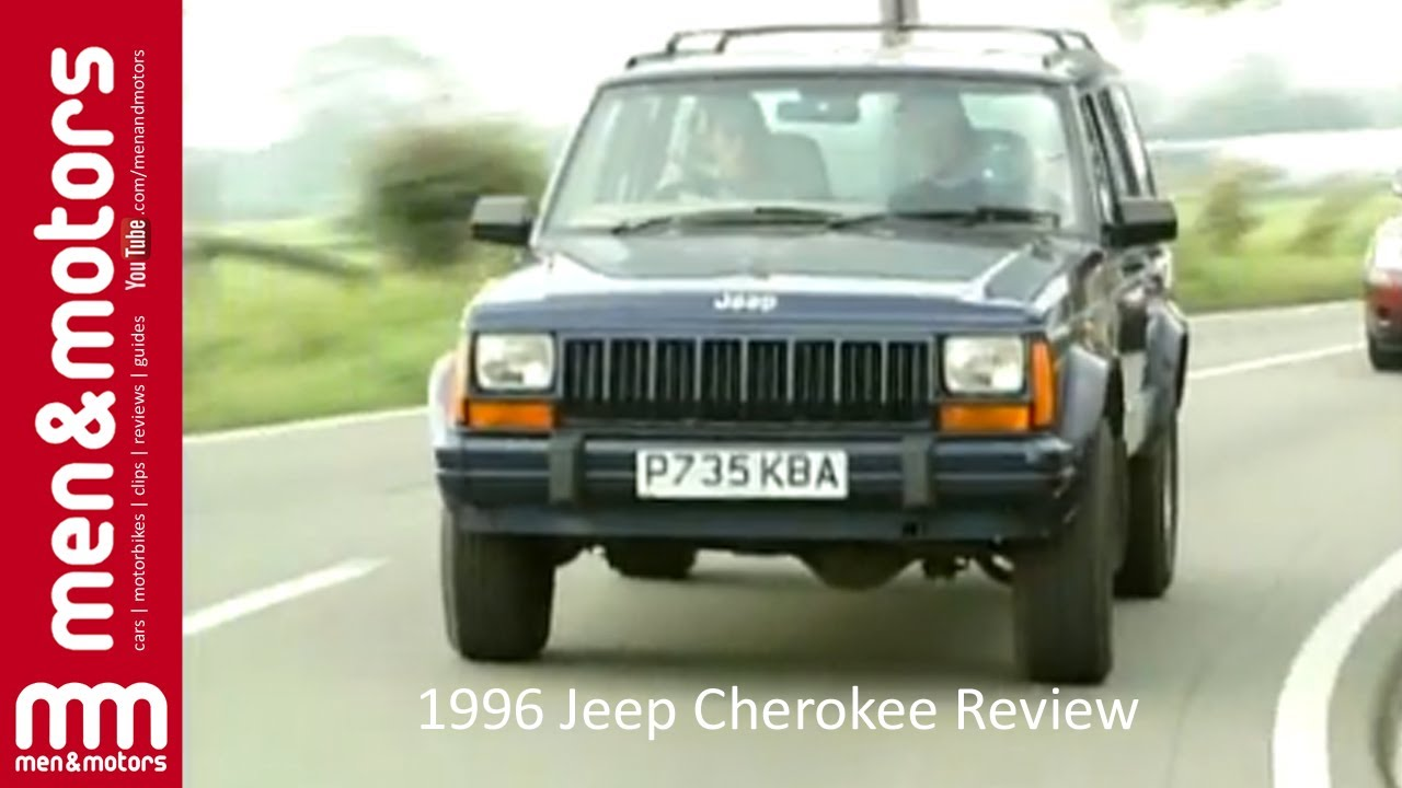 1998 Jeep Cherokee Review