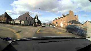 Inverness to Dingwall