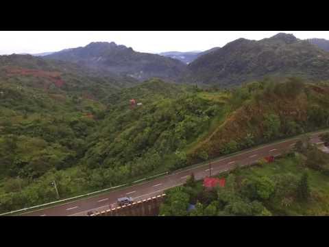 Weekend Aerials : Transcentral Highway, Balamban Cebu