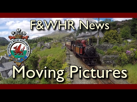 F&WHR Moving Pictures Number One  - 3/2/17