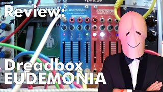 Dreadbox Eudemonia module all functions with direct sound