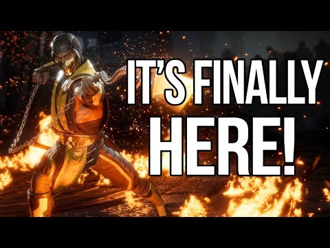 IT'S HERE! THE HYPE! Mortal Kombat 11 Thoughts And Breakdown! (Trailer and Gameplay Screenshots) thumbnail