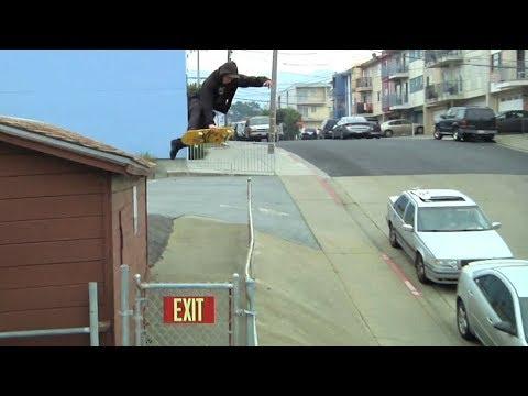 "Rough Cut: Zane Timpson's ""Cardboard Mansion"" Part"