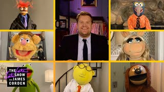 The Muppets & James Corden: With a Little Help from My Friends YouTube Videos
