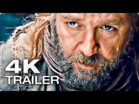 NOAH Offizieller Trailer Deutsch German | 2014 Russell Crowe [4K]