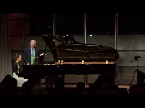 Craig Sheppard Masterclass, Rachmaninov's Prelude in G Minor, op. 23 no. 5