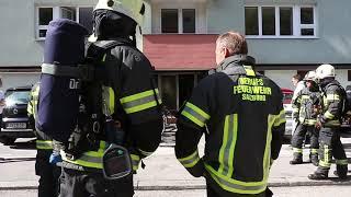 Wohnungsbrand in der Elsa-Brändström-Straße