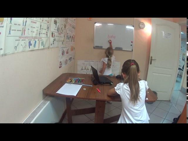 66 Школа Английского Языка в Пушкино _ Для Начинашек _ Дошколка _ Начальная школа