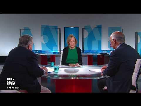 Shields and Brooks on Jerusalem embassy conflict, Mueller investigation takeaways
