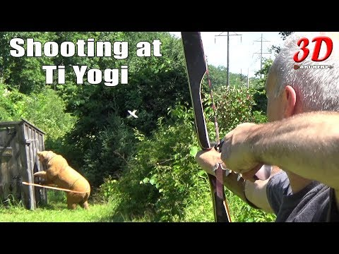 3D Archery - Shooting at Ti Yogi