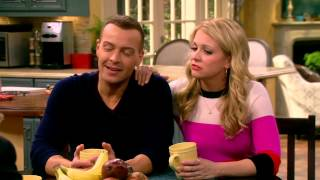 Melissa & Joey 3x33 'Don't Look Back in Anger' (HD)