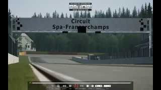 Assetto Corsa V1.0 , Shelby Cobra @ Spa