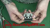 Change clipper and trimmer blades 484e7425786c