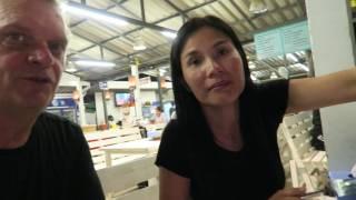 Bangkok to Hua Hin Seafood Feast And Cicada Night Market