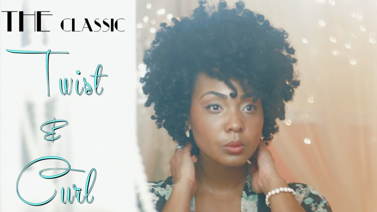 no heat styles for hair the classic twist amp curl hairstyle no heat 9741