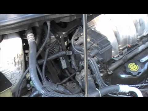 Chrysler Town And Country 3 3 Engine Rattling Noise How