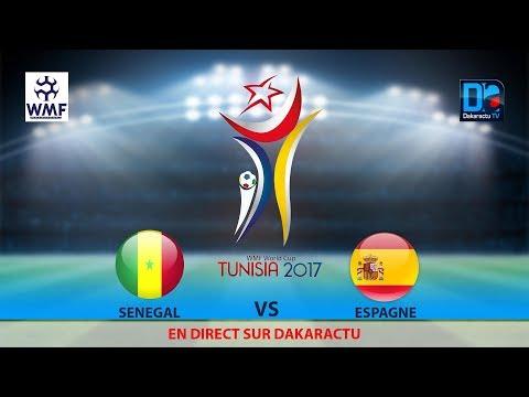 [REPLAY] Coupe du monde de mini-Foot à Nabeul (Tunisie) : Revivez le match Sénégal -Espagne