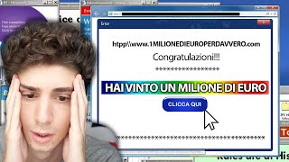 HO CLICCATO SUL POP-UP. (VIRUS PAZZESCO)