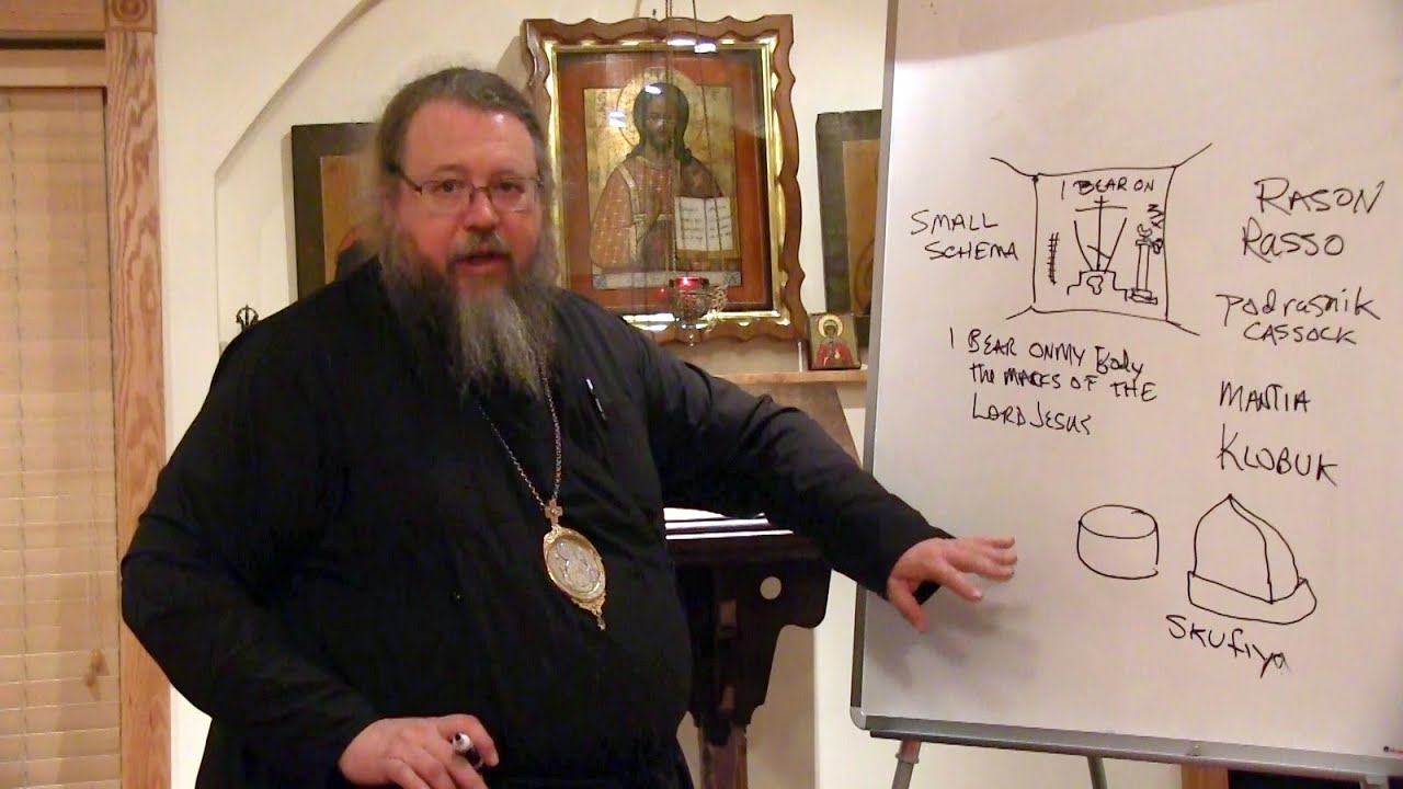 2014.12.15. The Liturgical Life of the Orthodox Church. Part VIII, by +Met. Jonah (Paffhausen)