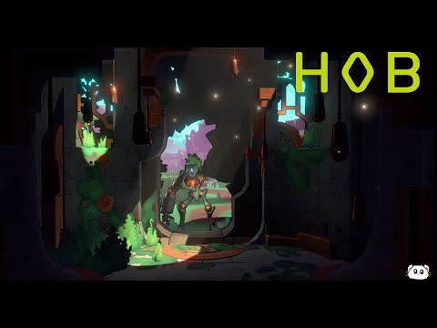 Don't know about this game : HOB [gameplay] |
