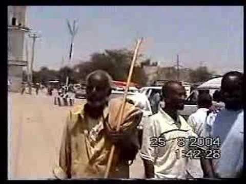 Somaliland Tourist