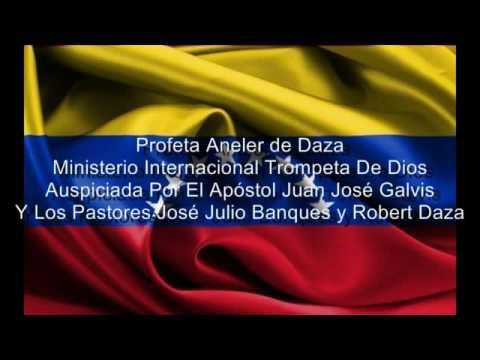 Profecía para Venezuela recién dada por Dios