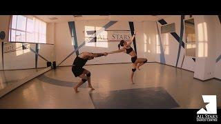 Vox Clamantis – O ignis spiritus. Contemporary by Nataliya Orlova.All Stars Dance Centre 2015