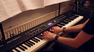 Lynyrd Skynyrd - Simple Man - piano cover, version 2