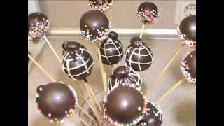 Кейкпопсы или попкейки (pop cakes)