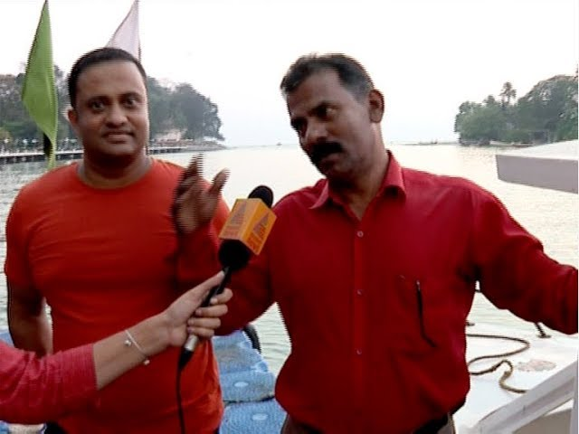 French citizens in Mahe wiith Asianet News Election Express