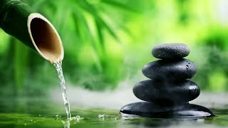 1 Hour Relaxing Music with Water Sounds BGM 🎧 | Nature Sounds Waterfall