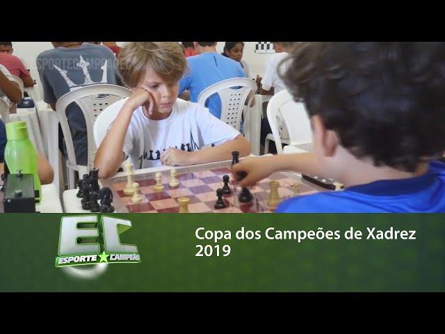 Copa dos Campeões de Xadrez 2019