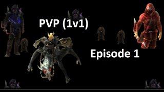 Drakensang Online - PvP Episode 1 (1v1)