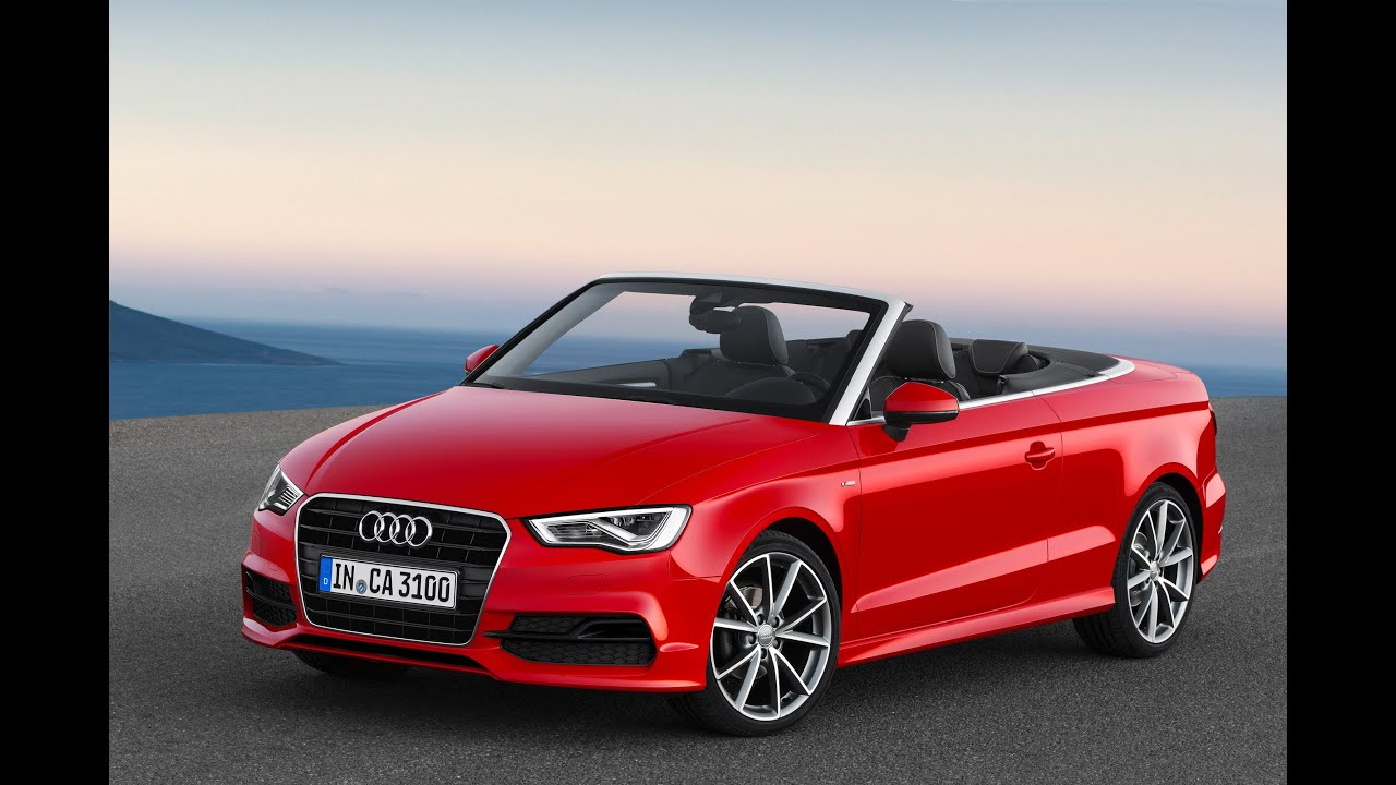 audi a3 cabrio 2014 youtube. Black Bedroom Furniture Sets. Home Design Ideas