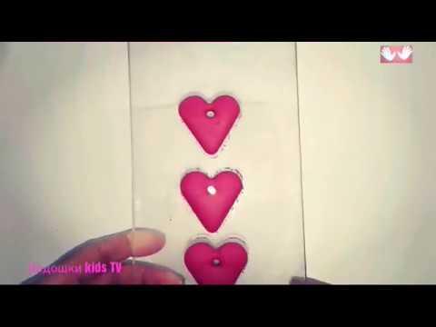 Поделки ко дню Св.Валентина Валентинки из соленого теста