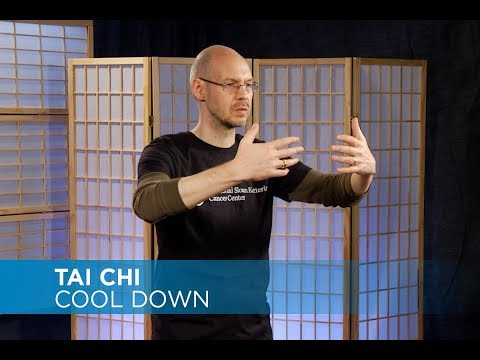 Tai Chi Cool Down Exercises