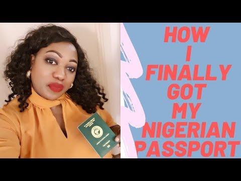 HOW I FINALLY  GOT MY NIGERIAN PASSPORT  RENEWED IN LONDON
