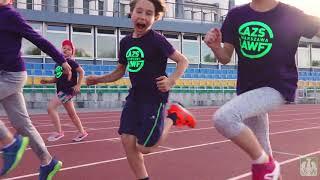 Lekkoatletyka dla dzieci i młodzieży AZS AWF Warszawa